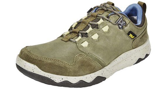 Teva Arrowood Lux WP - Chaussures - olive